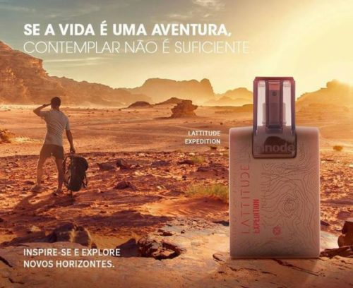 Perfume LATTITUDE EXPEDITION Hinode Invictus 1