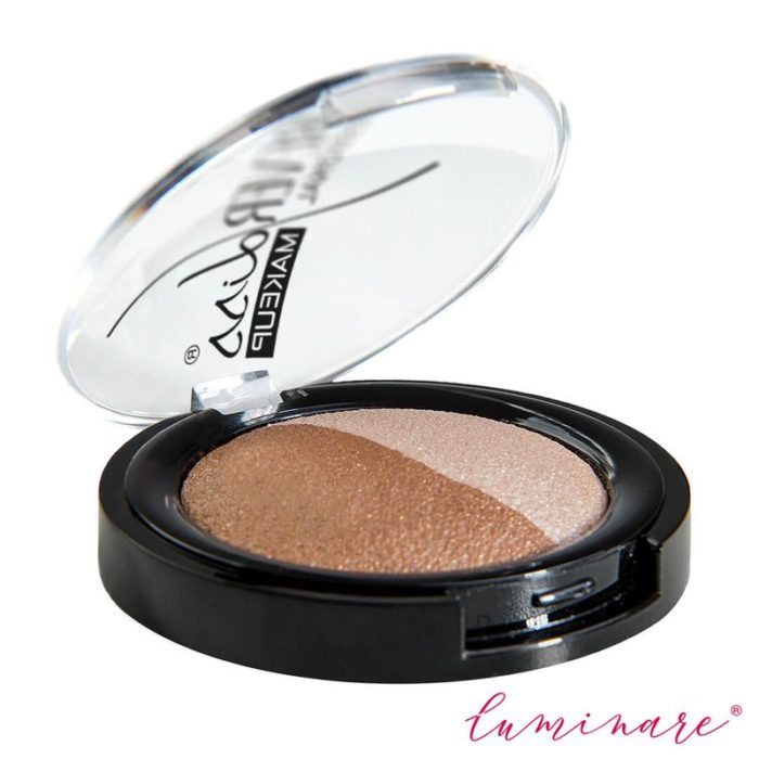 Duo de Baked Luminare Forever Liss - Nude + Marrom 3
