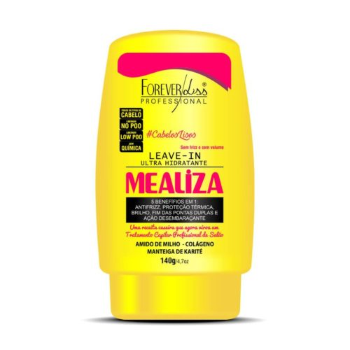 Leave-in MeAliza Forever Liss 140g 5