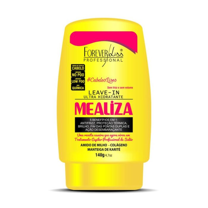 Leave-in MeAliza Forever Liss 140g 1