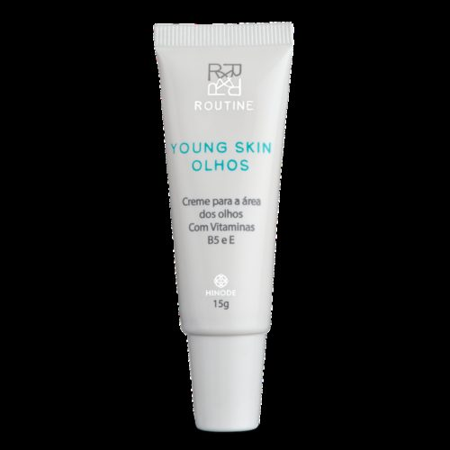 ROUTINE YOUNG SKIN OLHOS HINODE 8
