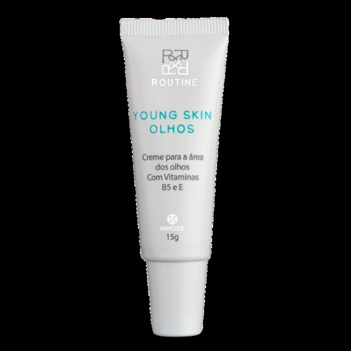 ROUTINE YOUNG SKIN OLHOS HINODE 1